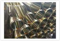Dump Truck Chrome Plated Rod , Hard Chrome Plated Steel Bars Hydraulic Cylinder Parts