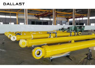 Industry Flange Hydraulic Oil Cylinder 25MPa Working Pressure for Dam Gate