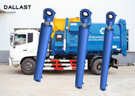 GS Garbage Truck Hydraulic Cylinders with Piston Medium Stroke Double Acting