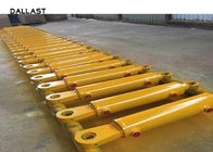 Customized 2 Way Double Acting Hydraulic Cylinder for Mining Machine