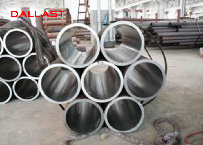 Round Chrome Plated Rod Hydraulic Seamless Stainless Tube For Hydraulic Cylinder Pipe