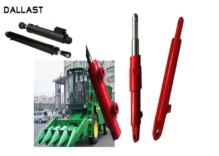 ISO9001 Certification Agricultural Hydraulic Cylinders , Hydraulic Ram Cylinder